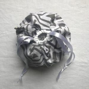 Komebukuro motifs gris Promo!