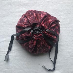 Komebukuro Rose/Aubergine Petit