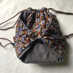 Komebukuro Origami motifs