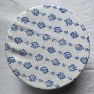 Charlotte blanc bleu L