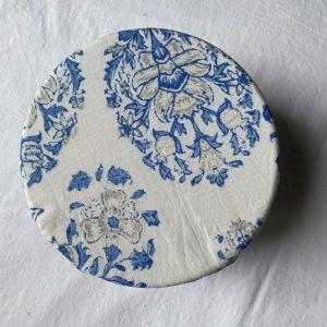 Charlotte bleu blanc M