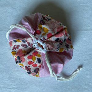 Komebukuro motifs roses