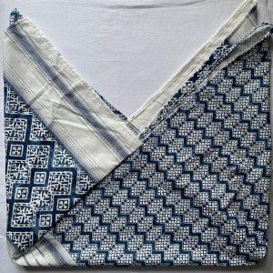 Azuma bleu blanc XXL