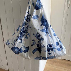 Azuma fleurs bleues XXXL