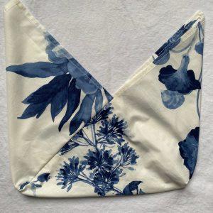 Azuma fleurs bleues M